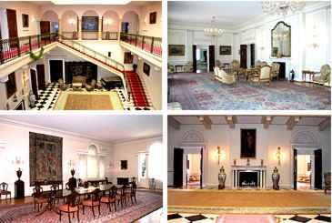 ekapija - 2005, Kraljevski dvorovi na Dedinju ponovo otvoreni za turističke o...