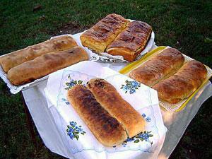 Srpska kuhinja Gibanica_120307