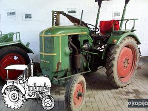 karoserija privredno vozilo traktor