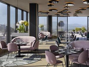 Landscape Factory - Pejzažno uređenje InterContinental hotela u Ljubljani