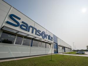Proizvodnja Samsonite kofera u mađarskom Szekszardu
