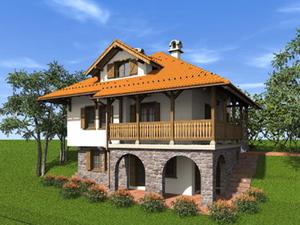 Tradicionalna Srpska Kuca  Joy Studio Design Gallery - Best Design