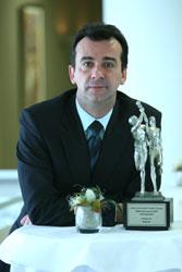 Thomas Pavlović - Torchbearer Award 2009