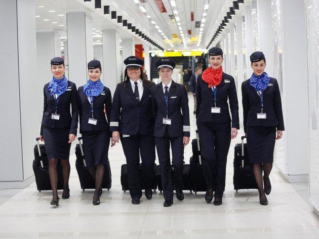 eKapija | Air Serbia conducts first all-female crew flight