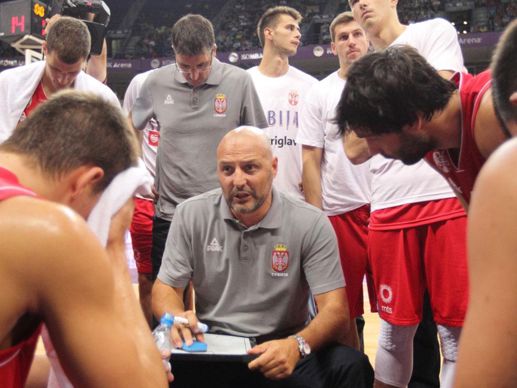 Aleksandar Đorđević, košarkaš - Vreme je za moje tri najdraže devojke