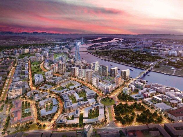 Ekapija Will There Be A Zagreb Waterfront