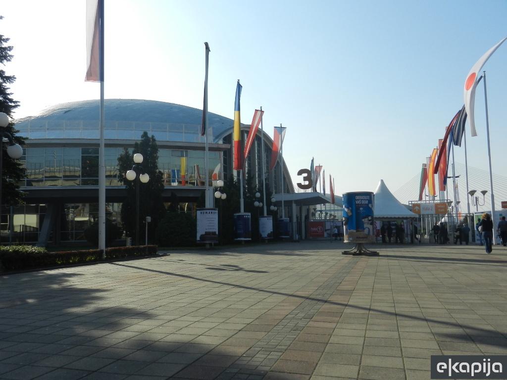 Konferenzzentrum statt Bazar - Messe Belgrad sucht nach Vorentwurf für die Rekonstruktion von drei Hallen