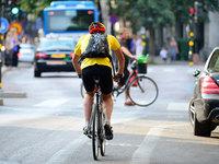 Brava za zaključavanje telefona tokom vožnje bicikla