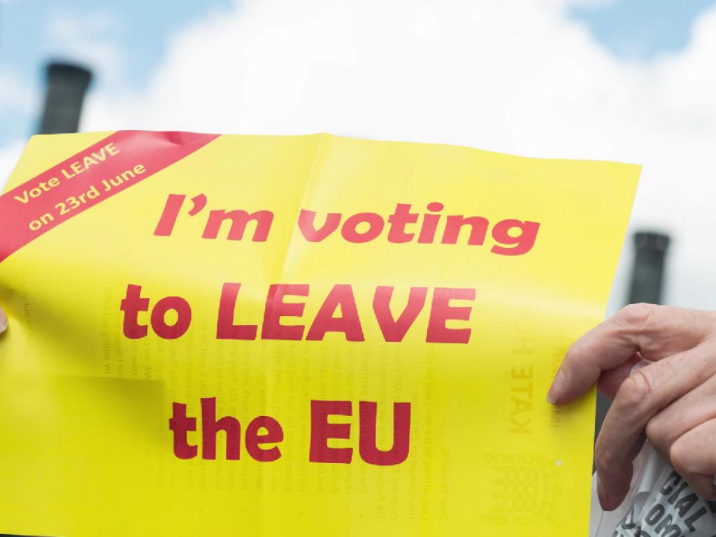 Britanija napušta EU - Kolaps na Londonskoj berzi, gubitak 100 milijardi funti