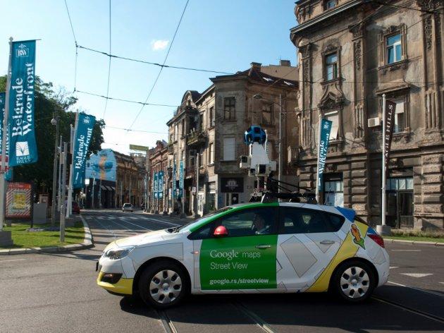 Ekapija Google Street View Nastavlja Fotografisanje U 70