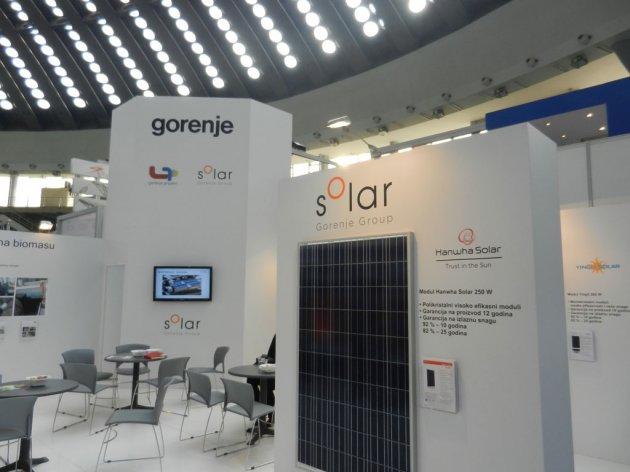 Ekapija Nove Solarne Elektrane U Valjevu I Zajecaru Postrojenja