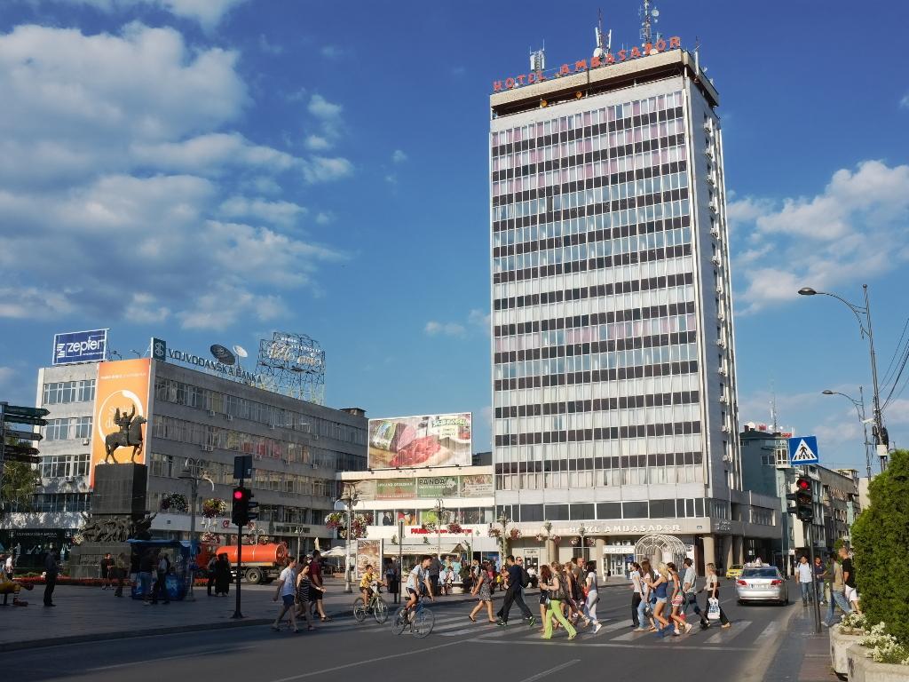 Niški hotel Ambasador posle adaptacije imaće pet zvezdica - Otvaranje planirano za 2018. godinu