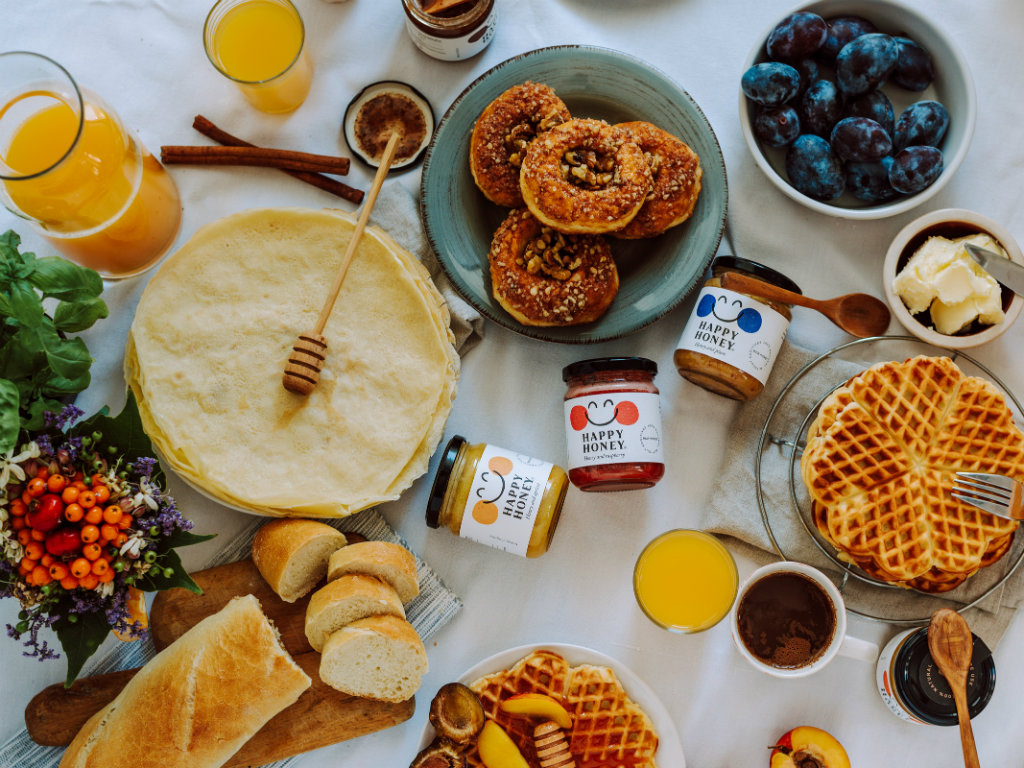 Voće iz Arilja i vojvođanski med daju jedinstven proizvod na tržištu - Happy Honey planira plasman i u EU i SAD