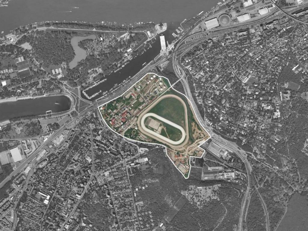 Raspisan arhitektonski konkurs za šire područje Hipodroma - Bez promene namene konjičkog trkališta, na lokaciji Jugopetrola moguća gradnja komercijalnih zgrada