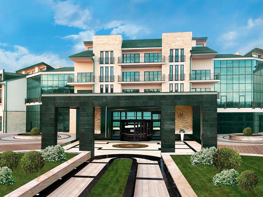 Čajetina uređuje područje oko hotela Tornik - U planu kružni tok, parking, novi sportski sadržaji...