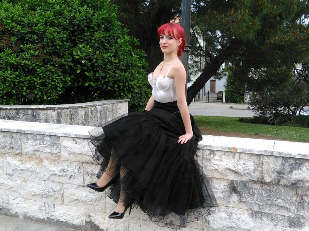 Irina Subašić, operska pjevačica - Klasično pjevanje je odabralo mene