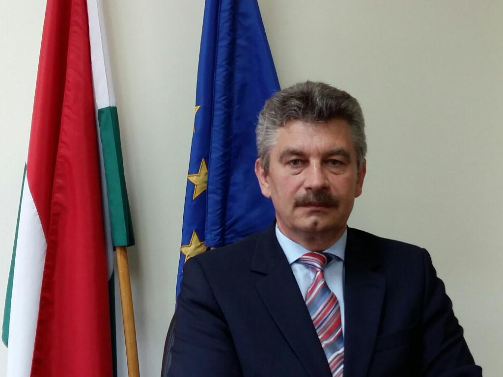 Jozsef Negyesi, ambasador Mađarske u BiH - Za privrednike spreman kredit od 61,5 mil EUR