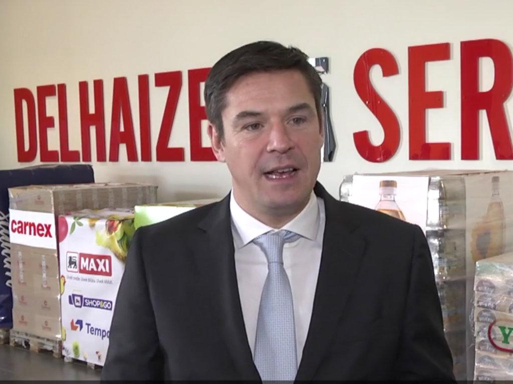 Kventin Roje, generalni direktor Delhaize - Ne nameravamo da napustimo Srbiju