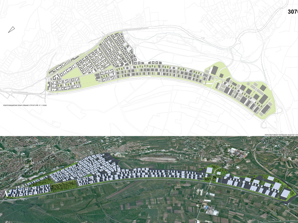 Makiško polje dobija plansku dokumentaciju - Na 680 hektara niču stanovi, privredne zone... (FOTO)