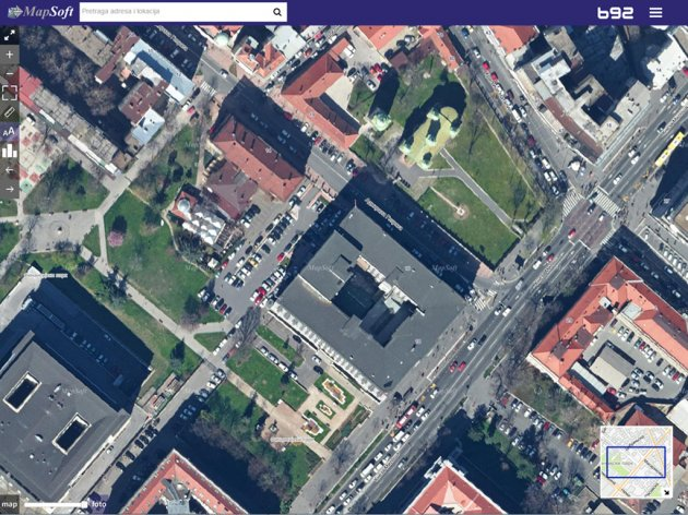Ekapija Mapsoft Redesigns Internet Maps 3d View Available To Users