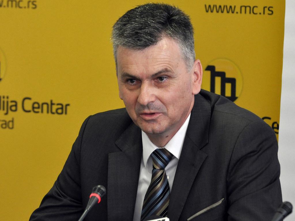 Milan Stamatović, predsednik opštine Čajetina - Biografija