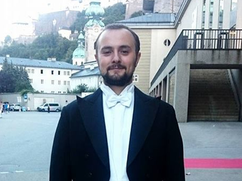 Neven Crnić, operski pjevač - Lirski bariton uči od svjetskih zvijezda