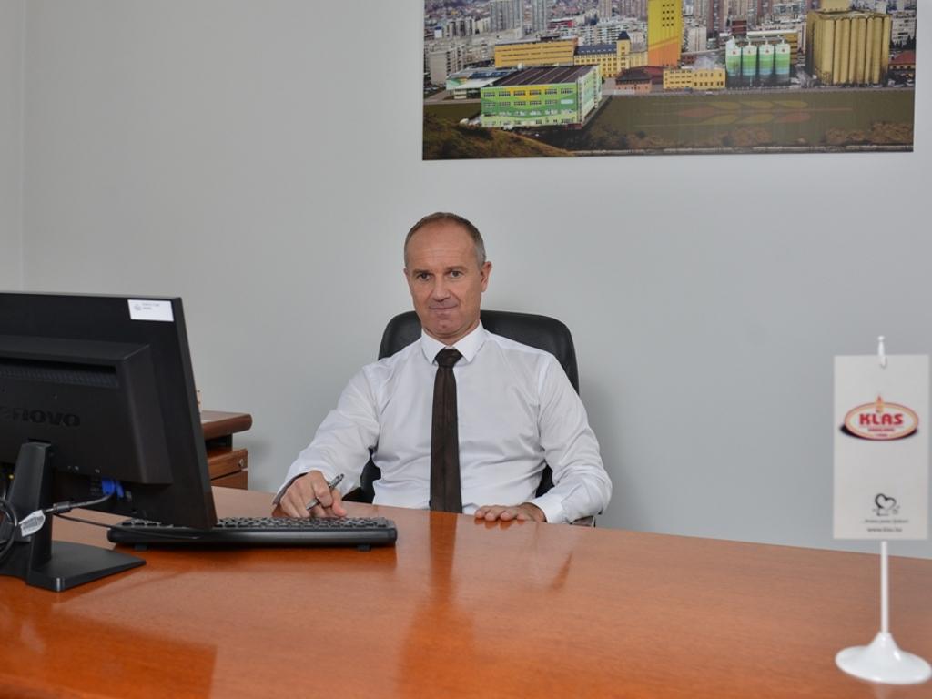 Nihad Imširović, direktor Klasa - Predstoji priključenje najboljima u ovom dijelu Evrope