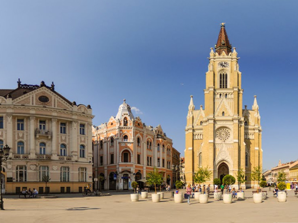Otvoren konkurs za uređenje četiri javna prostora u Novom Sadu - Prijave do 15. septembra