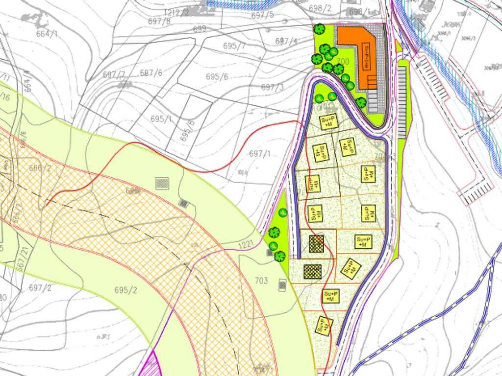 Stambeno-poslovni objekat i 13 kuća planirano u banjalučkom naselju Pavlovac