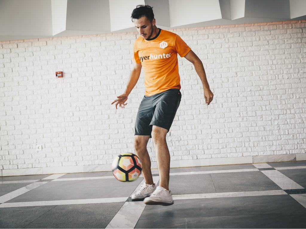 Playerhunter otkriva nove talente - Društvena mreža za sportiste do maja 2018. očekuje milion korisnika