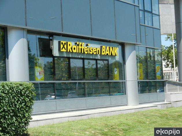 eKapija | Raiffeisen Bank erhöht Investitionen in Serbien
