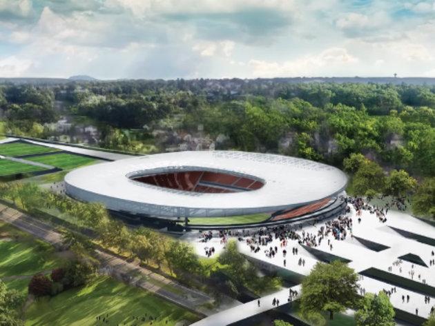 Izgradnja i obnova stadiona i sportskih hala u Srbiji