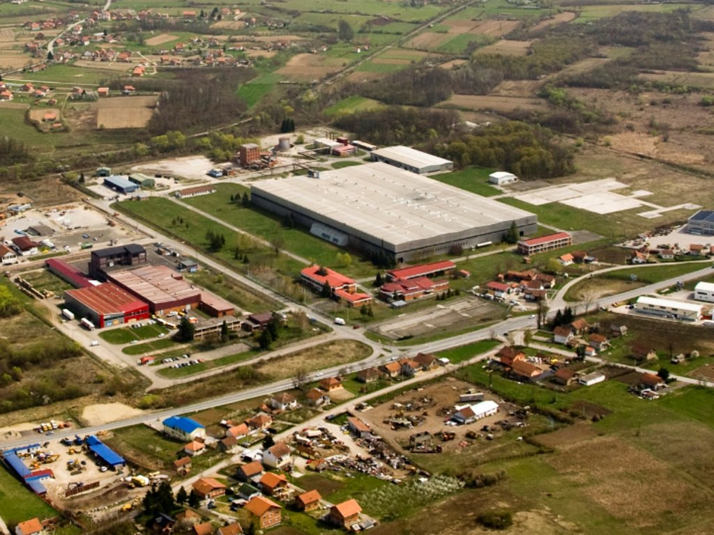 Tri banjalučke firme kupile parcele u Poslovnoj zoni Ramići