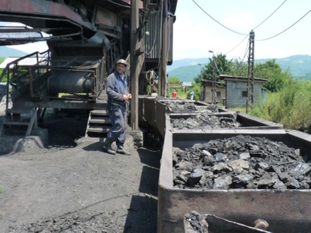 Transport donjom šinom prvi put u RMU Kakanj - Rudnik dobija opremu vrijednu 2,7 mil KM