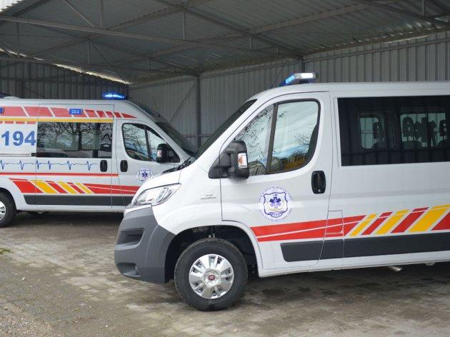 eKapija | Nova sanitetska vozila za novosadsku hitnu pomoć