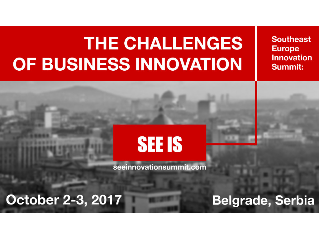 Southeast Europe Innovation Summit 2. i 3. oktobra u Beogradu