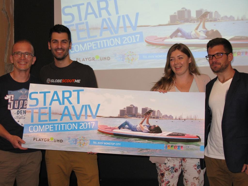 Globe Scout Me pobednik takmičenja Start Tel Aviv - Platforma za sportiste putuje u Izrael na festival inovacija
