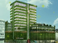 Belgrade gets the first green facade building - Stattwerk is preparing Beobanka building rehabilitation (PHOTO)