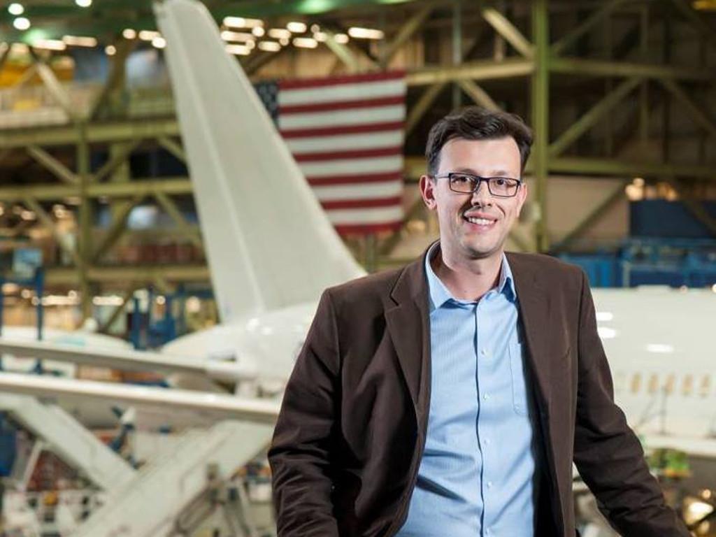 """Vedad Mahmuljin, inženjer """"Boeinga"""" - Inovacijama kompaniji uštedio 100 mil USD"""