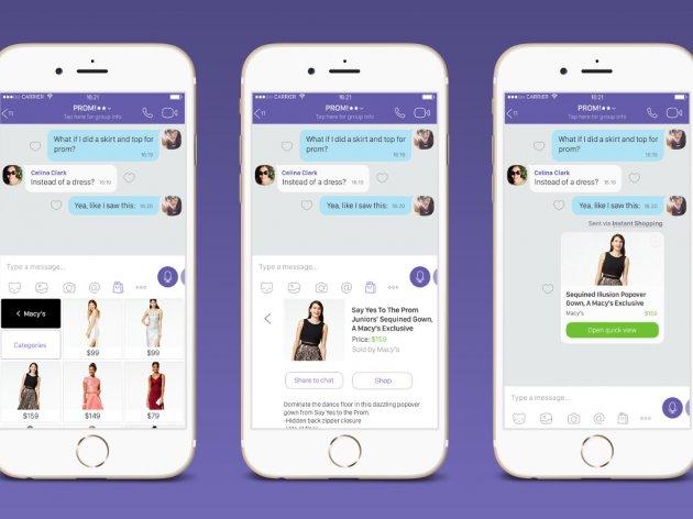 eKapija | Rakuten Viber takes over Chatter Commerce