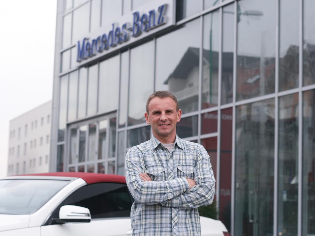 """Zdenko Šprem, vlasnik kompanije """"AUTOline"""" - Učim plesati po kiši"""