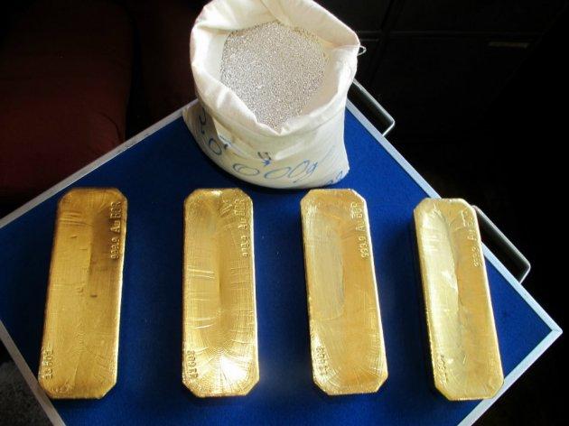 Rtb Bor Facility Casts 50 Kg Of Gold Revenues Around Usd 2 Million