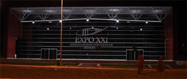 EXPO XXI International Expocenter Belgrade - who is responsible for this big investment