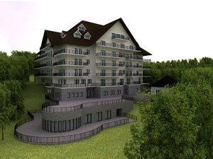 Luxury at the heart of the mountain beauty – Kopaonik to get elite complex worth EUR 150 mil by 2020 (PHOTO)