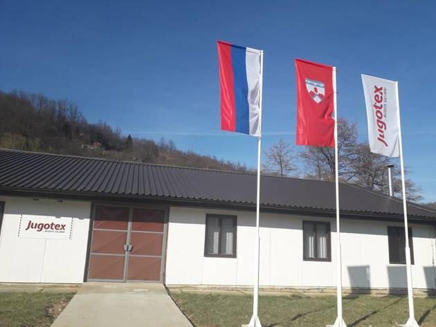 Smederevski Jugotex u Milićima pronašao pogodno tlo za razvoj poslovanja - Novi pogon zapošljava 25 žena i vrši prve isporuke