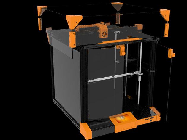 Kompanija Fin-Ing proizvela prvi 3D štampač u Crnoj Gori - Traže investitore za pokretanje serijske proizvodnje, u planu i regionalna prodaja (FOTO)