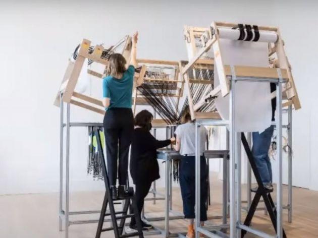 "Trodimenzionalni tekstil može dovesti do ""savitljive arhitekture"""
