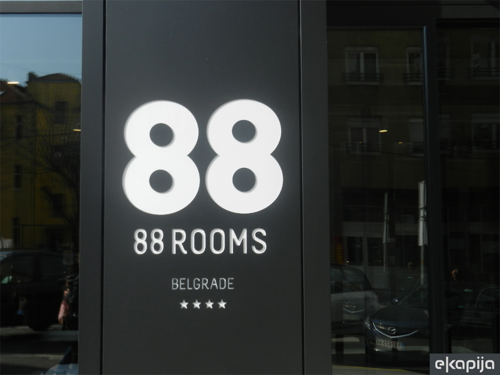 Hrvatski lanac Arena Hospitality Group preuzima beogradski hotel 88 Rooms