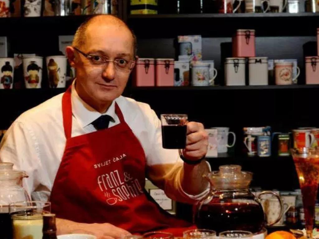 Adnan Smajić, prvi sertifikovani somelijer za čaj u BiH - Vrijednost čaja je u njegovoj bogatoj istoriji