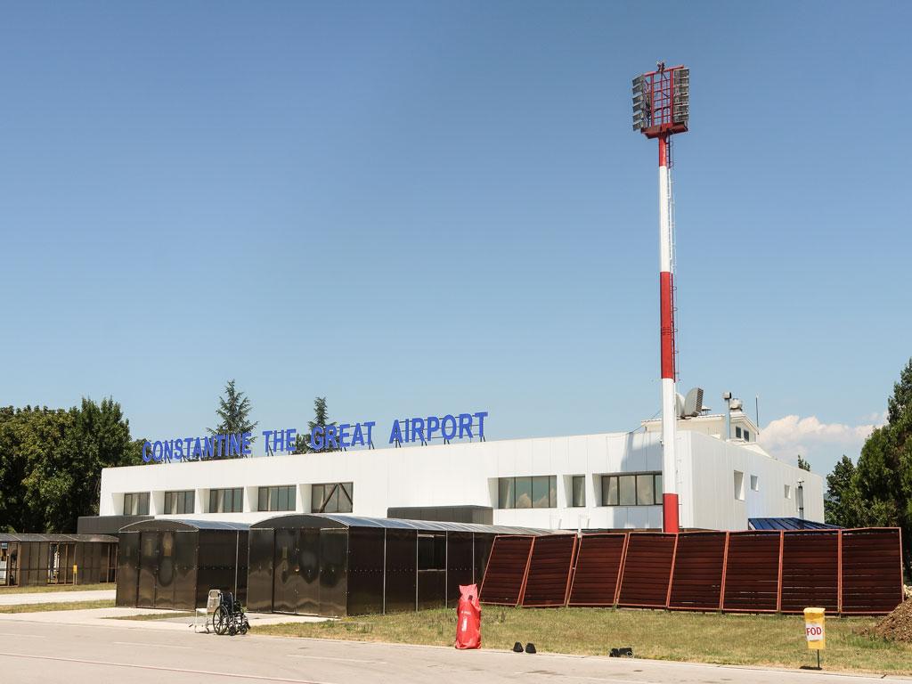 Od juna letovi Niš-Tivat